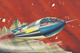 """Space tourism innovations could """"cannibalize"""" the airline industry"""