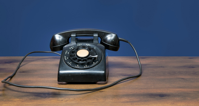 The forgotten art of the phone call