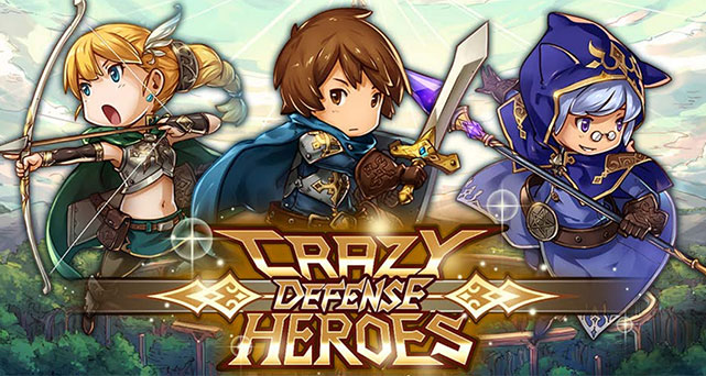 Animoca Brands launches Crazy Defense Heroes for Android devices