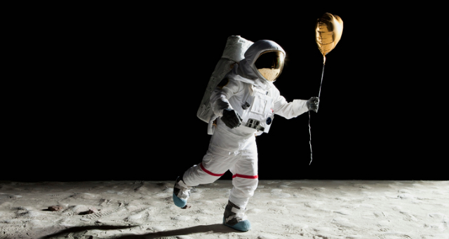 Gold goes into orbit — above $AUD2,000