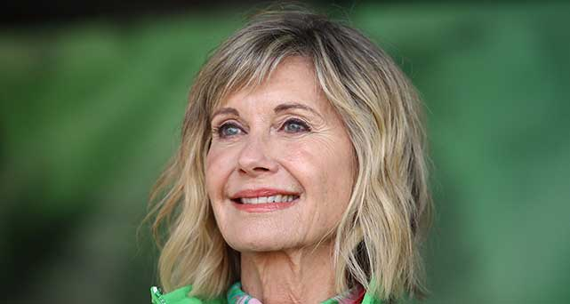 "Medicinal cannabis to play ""huge role"" in beating cancer: Olivia Newton-John"