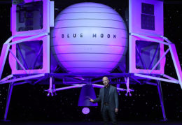 Jeff Bezos wants to move all mining into space