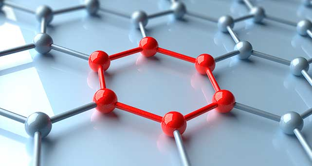 Graphene the wonder material, is there anything you can't do?